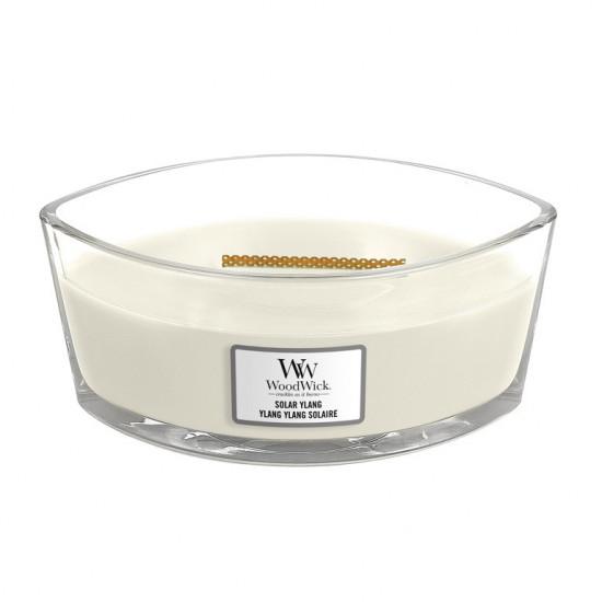 Aromatická svíčka loď, WoodWick Solar Ylang, hoření až 40 hod-826