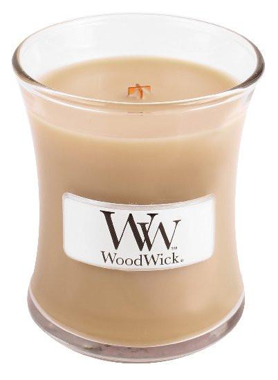 Aromatická svíčka váza, WoodWick At the Beach, hoření až 30 hod-732