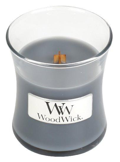 Aromatická svíčka váza, WoodWick Evening Onyx, hoření až 30 hod-227