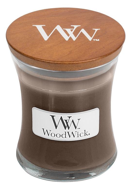 Aromatická svíčka váza, WoodWick Humidor, hoření až 30 hod