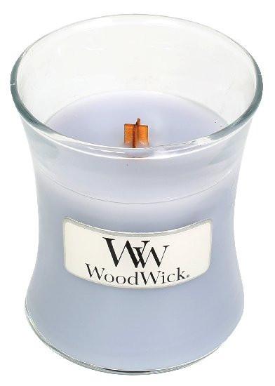 Aromatická svíčka váza, WoodWick Lilac, hoření až 30 hod-202