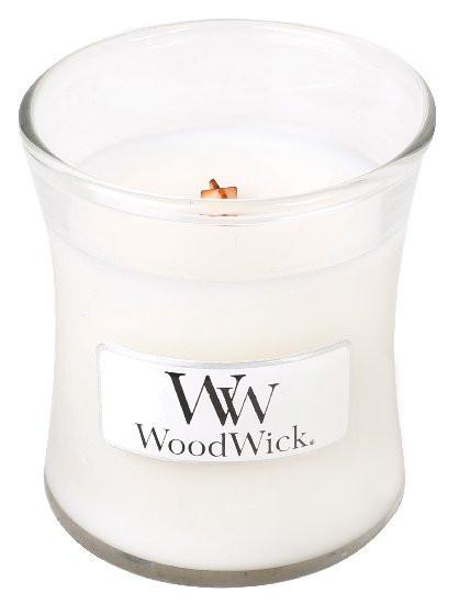 Aromatická svíčka váza, WoodWick Magnolia, hoření až 30 hod-280