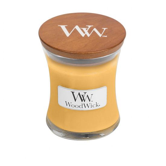 Aromatická svíčka váza, WoodWick Oat Flower, hoření až 30 hod-4732