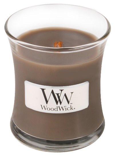 Aromatická svíčka váza, WoodWick Sand & Driftwood, hoření až 30 hod-78