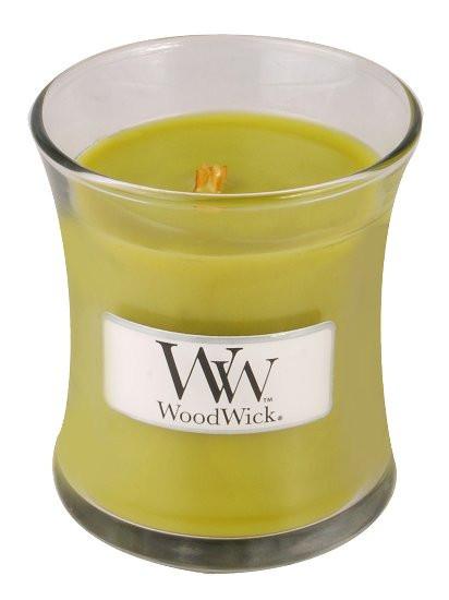 Aromatická svíčka váza, WoodWick Willow, hoření až 30 hod