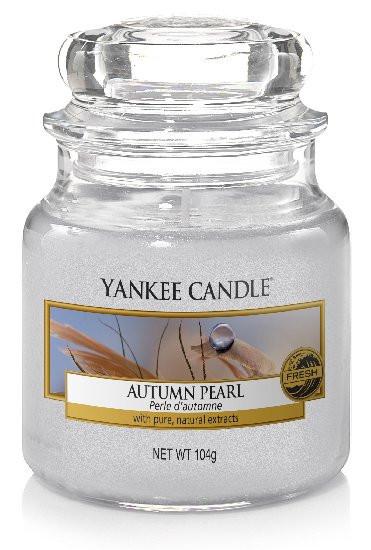 Aromatická svíčka, Yankee Candle Autumn Pearl, hoření až 30 hod-404