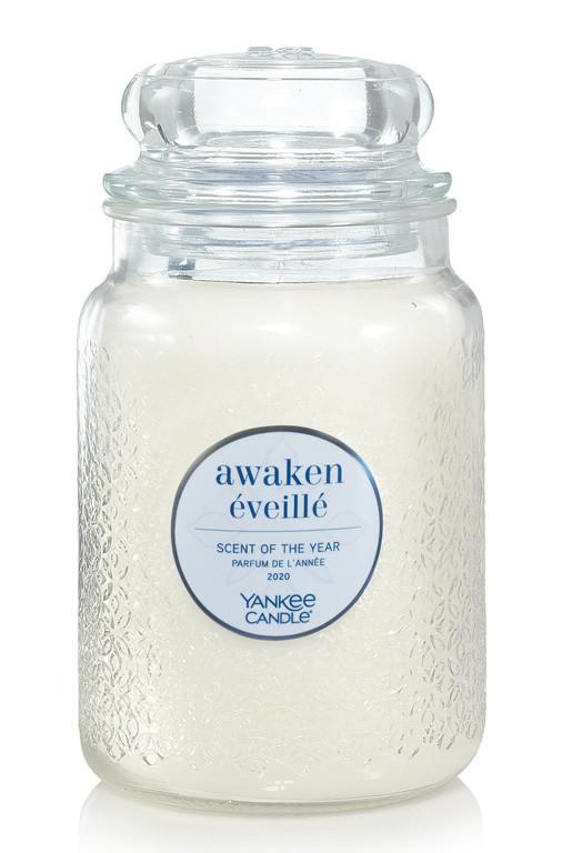 Aromatická svíčka, Yankee Candle Awaken, hoření až 150 hod-4889
