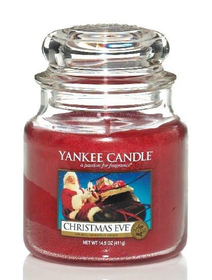 Aromatická svíčka, Yankee Candle Christmas Eve, hoření až 75 hod-885
