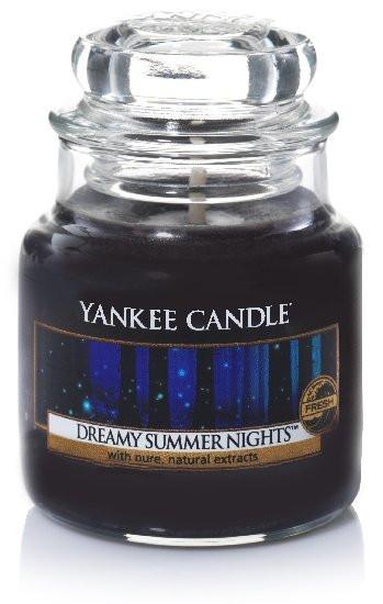 Aromatická svíčka, Yankee Candle Dreamy Summer Nights, hoření až 30 hod