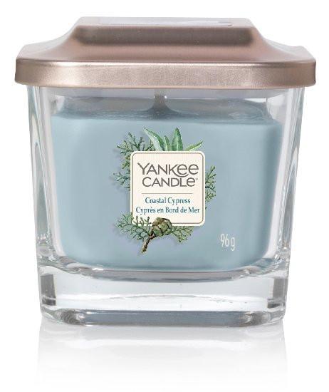 Aromatická svíčka, Yankee Candle Elevation Coastal Cypress, hoření až 28 hod