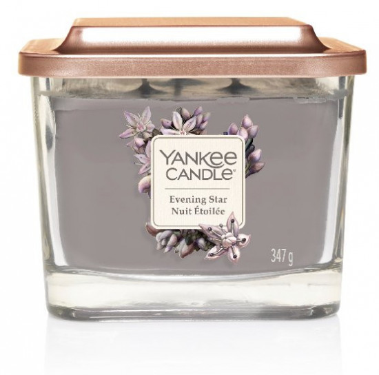 Aromatická svíčka, Yankee Candle Elevation Evening Star, hoření až 38 hod-1160