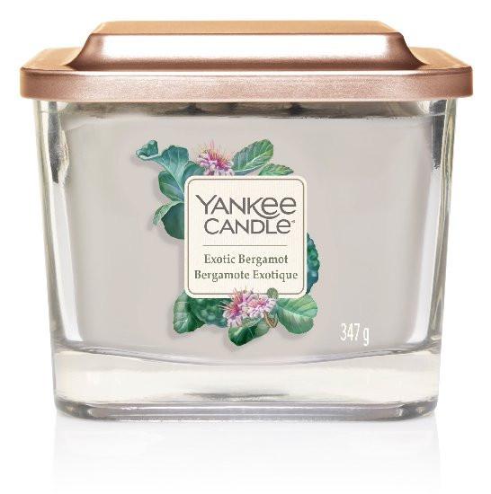 Aromatická svíčka, Yankee Candle Elevation Exotic Bergamot, hoření až 38 hod-818