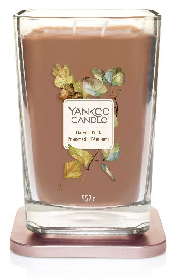 Aromatická svíčka, Yankee Candle Elevation Harvest Walk, hoření až 80 hod-979