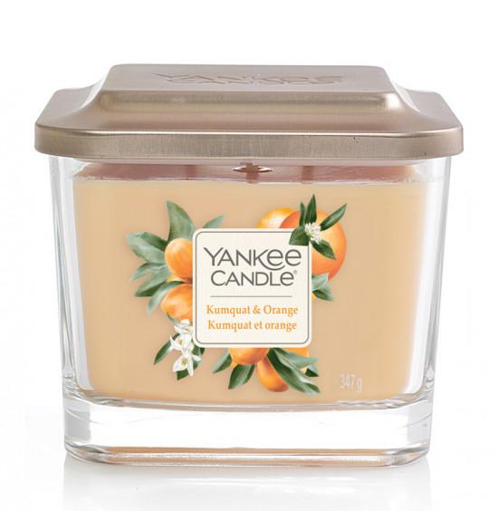Aromatická svíčka, Yankee Candle Elevation Kumquat & Orange, hoření až 38 hod-4891