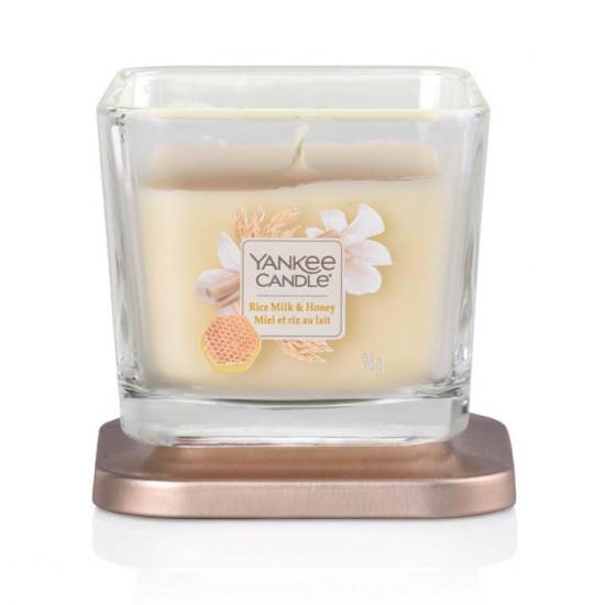 Aromatická svíčka, Yankee Candle Elevation Rice Milk & Honey, hoření až 28 hod-737