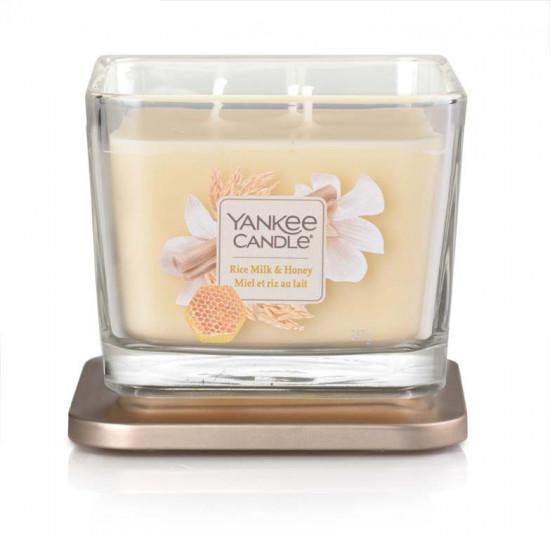 Aromatická svíčka, Yankee Candle Elevation Rice Milk & Honey, hoření až 38 hod-557