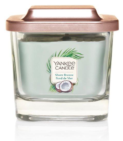 Aromatická svíčka, Yankee Candle Elevation Shore Breeze, hoření až 28 hod-124