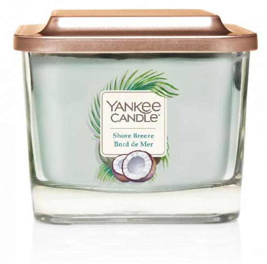 Aromatická svíčka, Yankee Candle Elevation Shore Breeze, hoření až 38 hod