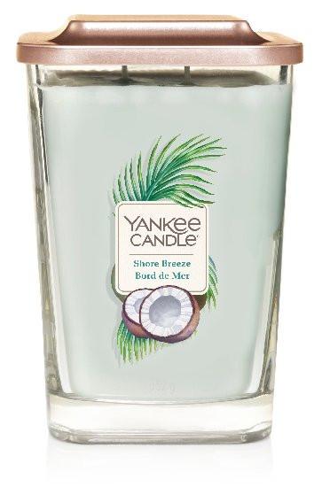 Aromatická svíčka, Yankee Candle Elevation Shore Breeze, hoření až 80 hod-335