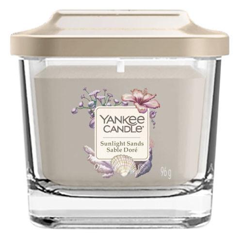Aromatická svíčka, Yankee Candle Elevation Sunlight Sands, hoření až 28 hod-956