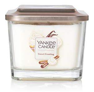 Aromatická svíčka, Yankee Candle Elevation Sweet Frosting, hoření až 38 hod-1109