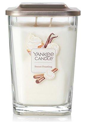 Aromatická svíčka, Yankee Candle Elevation Sweet Frosting, hoření až 80 hod-1101