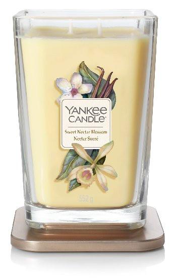 Aromatická svíčka, Yankee Candle Elevation Sweet Nectar Blossom, hoření až 80 hod-86