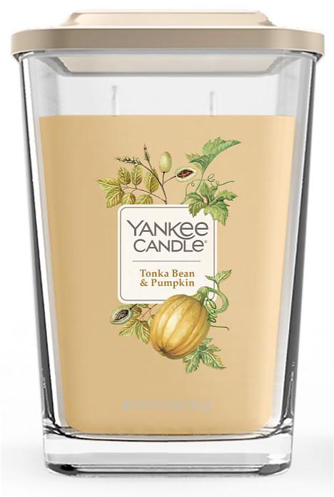 Aromatická svíčka, Yankee Candle Elevation Tonka Bean & Pumpkin, hoření až 80 hod-53