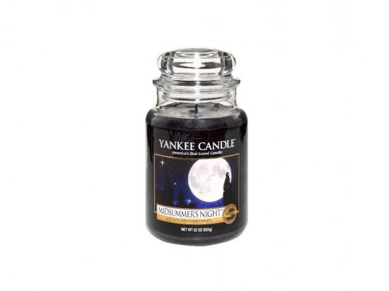 Aromatická svíčka, Yankee Candle Midsummer´s Night, hoření až 150 hod-3379