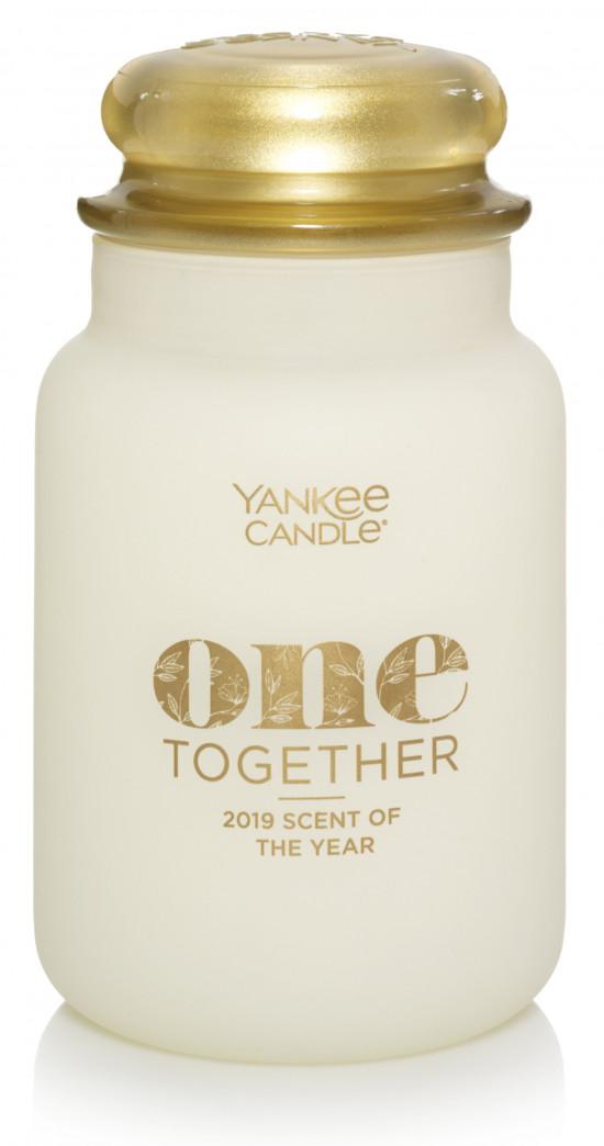 Aromatická svíčka, Yankee Candle One Together, hoření až 150 hod-238