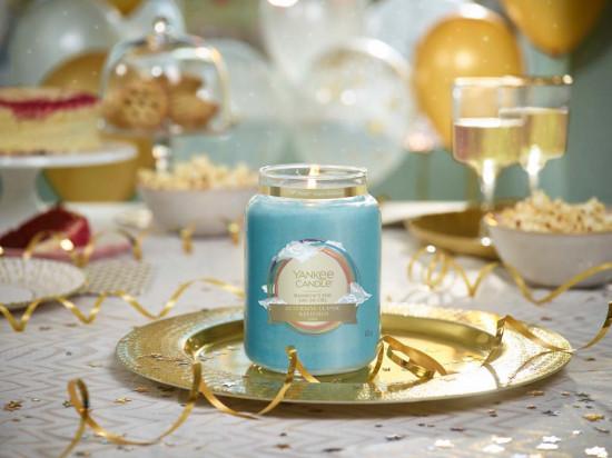Aromatická svíčka, Yankee Candle Rainbow's End, hoření až 150 hod-4854