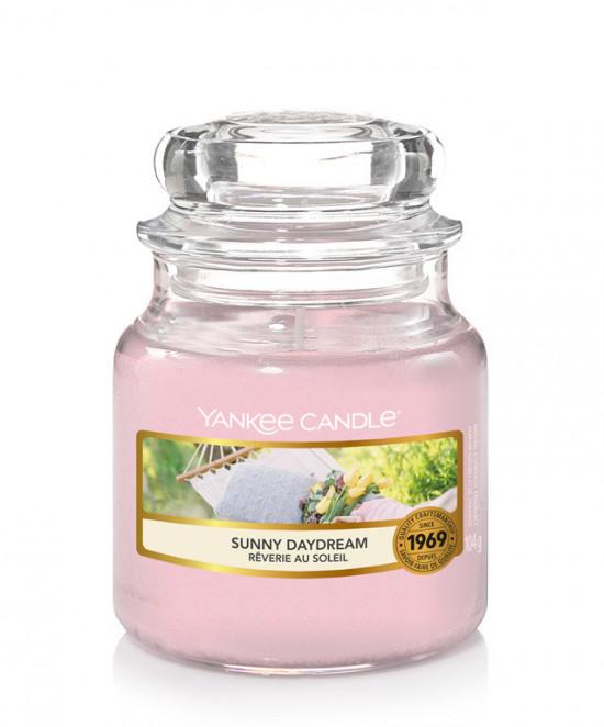 Aromatická svíčka, Yankee Candle Sunny Daydream, hoření až 30 hod