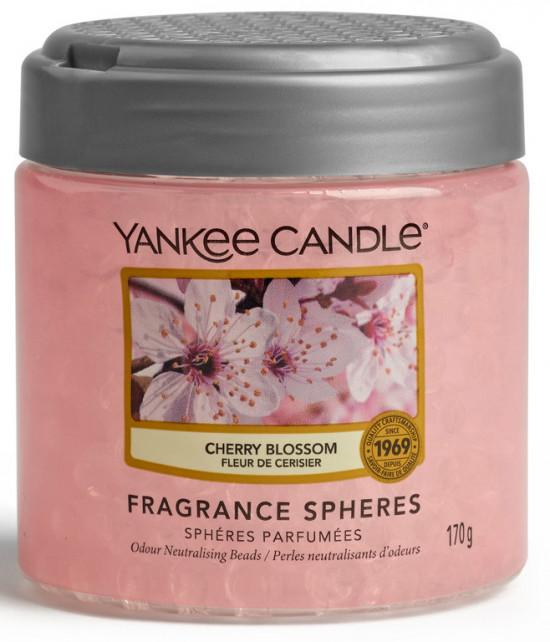 Aromatické perly, Yankee Candle Spheres Cherry Blossoms, provonění až 4 týdny-4872