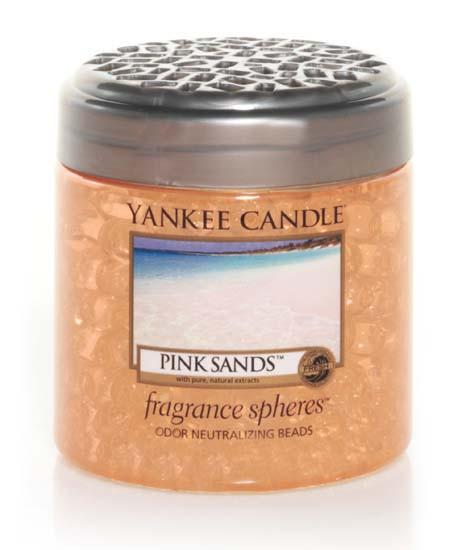 Aromatické perly, Yankee Candle Spheres Pink Sands, provonění až 4 týdny-771