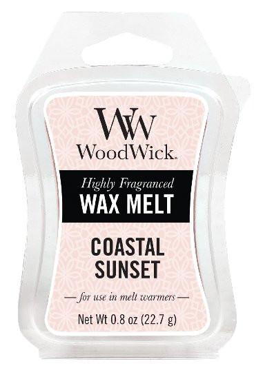 Aromatický vosk, WoodWick Coastal Sunset, provonění minimálně 8 hod-191