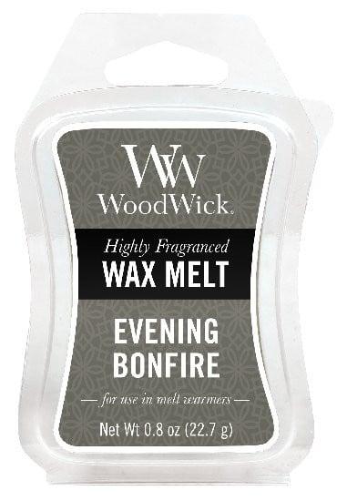 Aromatický vosk, WoodWick Evening Bonfire, provonění minimálně 8 hod