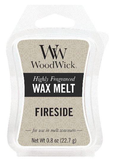 Aromatický vosk, WoodWick Fireside, provonění minimálně 8 hod-624