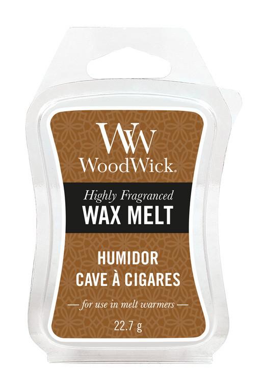 Aromatický vosk, WoodWick Humidor, provonění minimálně 8 hod-233