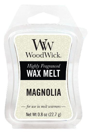 Aromatický vosk, WoodWick Magnolia, provonění minimálně 8 hod-232