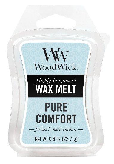 Aromatický vosk, WoodWick Pure Comfort, provonění minimálně 8 hod-231