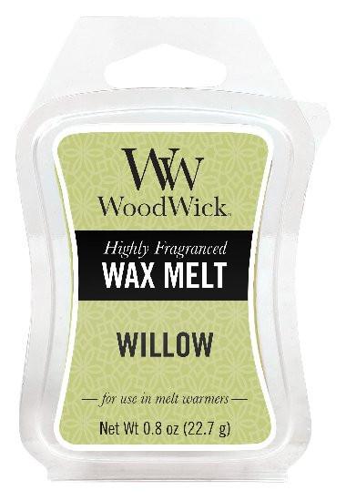Aromatický vosk, WoodWick Willow, provonění minimálně 8 hod