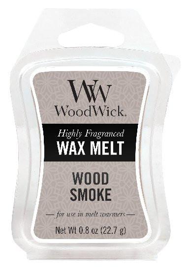 Aromatický vosk, WoodWick Wood Smoke, provonění minimálně 8 hod-833