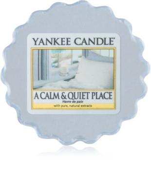 Aromatický vosk, Yankee Candle A Calm & Quiet Place, provonění až 8 hod-3622