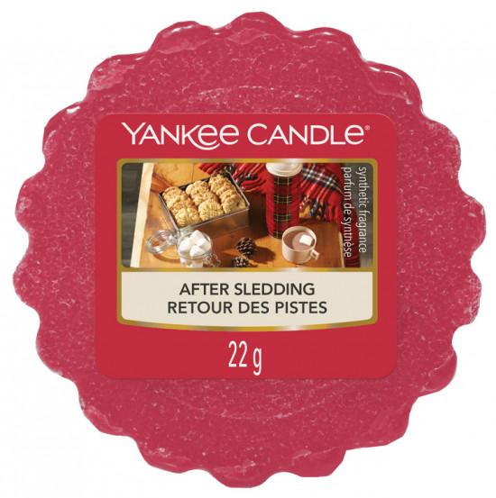 Aromatický vosk, Yankee Candle After Sledding, provonění až 8 hod