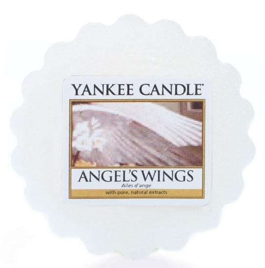 Aromatický vosk, Yankee Candle Angel's Wings, provonění až 8 hod-891