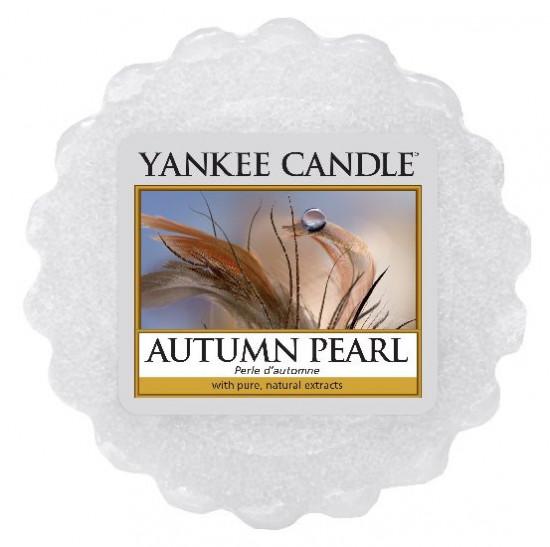 Aromatický vosk, Yankee Candle Autumn Pearl, provonění až 8 hod-1216