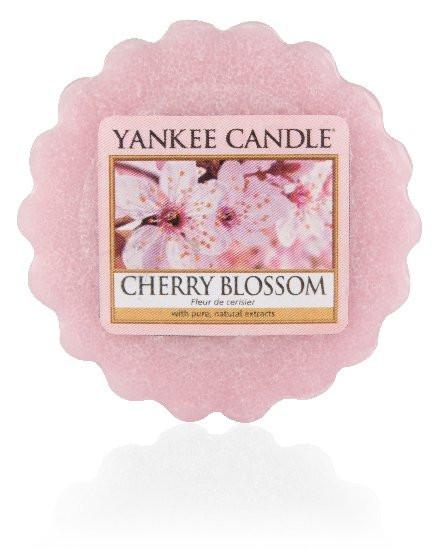 Aromatický vosk, Yankee Candle Cherry Blossoms, provonění až 8 hod-671
