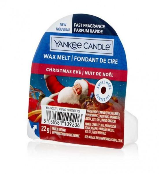 Aromatický vosk, Yankee Candle Christmas Eve, provonění až 8 hod