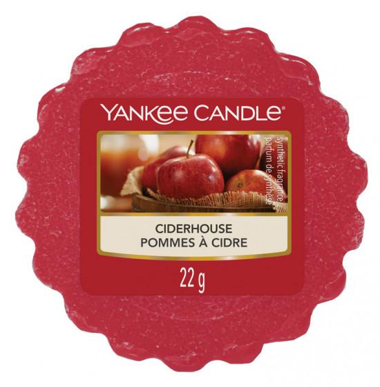 Aromatický vosk, Yankee Candle Ciderhouse, provonění až 8 hod-505