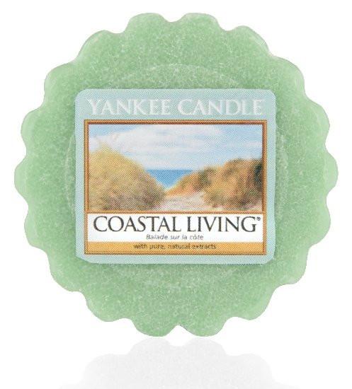Aromatický vosk, Yankee Candle Coastal Living, provonění až 8 hod